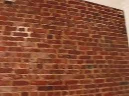 nyc crown molding u0026 exposed brick wall youtube