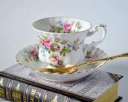 vintage teacups fine bone china u0026 porcelain and by theteacupattic