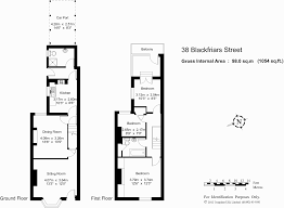 canterbury cathedral floor plan 3 bedroom house for sale in blackfriars street canterbury kent ct1