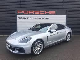 Porsche Panamera Cena - nabídka předváděcích a ojetých vozů porsche