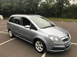 used vauxhall zafira cars for sale in birmingham west midlands