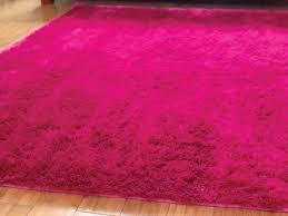 Fuchsia Rug Pink Fluffy Rug Ava U0027s New Room Pinterest Room Bedrooms