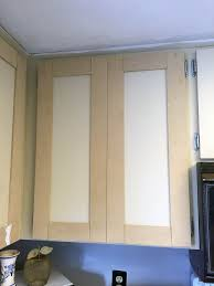 how to make cheap kitchen cabinets look better how to make shaker style kitchen cabinet doors on a budget