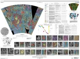 Venus Map Venus Geologic Map Of The Lada Terra Quadrangle V 56 Usgs