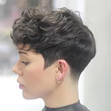 hairstyles for thick grey wavy hair pixie haircuts for thick hair 40 ideas of ideal short haircuts