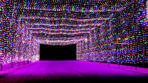 outdoor christmas light displays model the best tricks to hang