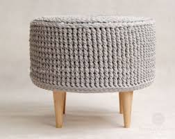 Pouf Coffee Table Pouf Coffee Table Etsy