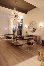 10 brilliant gold dining rooms by world u0027s top interior designers