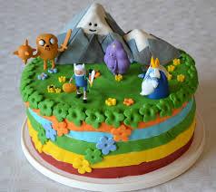 adventure time cakes decoration ideas birthday cakes
