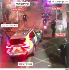 borough market stabbing london attack what we know so far bbc news