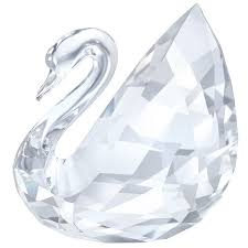 swarovski swan ornament h samuel