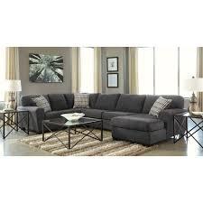 Sectional Living Room Sets Sorenton Slate Sectional Living Room Set Benchcraft Furniture Cart