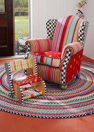 Mackenzie Childs Barn Sale Furniture Buy Mackenzie Childs Kids Wing Chair And Round Rug On