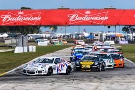 porsche usa porsche gt3 cup challenge usa by yokohama gets underway in sebring