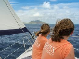 nevis booby island sailing regatta is the caribbean u0027s quirkiest event