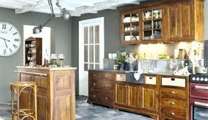 meuble cuisine rustique repeindre cuisine rustique peinture pour cuisine rustique quelle
