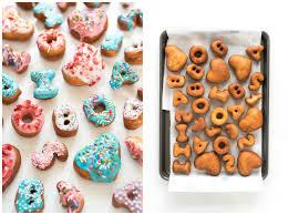 alphabet doughnuts pink wings