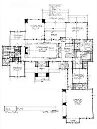 conceptual house plan 1466 urban ranch houseplansblog