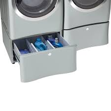 Build Washer Dryer Pedestal Electrolux Epwd15ss 15