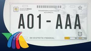 formato de pago del estado de mexico 2015 requisitos placas para vehículos en el df noticias youtube