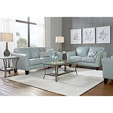 livorno aqua leather sofa livorno aqua leather 2 pc living room leather living rooms blue