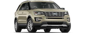 ford explorer 2017 ford explorer info roesch ford