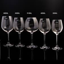 wine glasses authentic sonata style luxury goblet wine glass wine