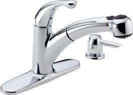 platinum wall mount delta kitchen faucet cartridge single handle