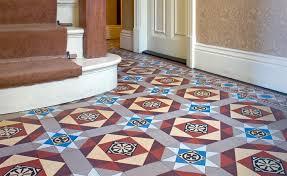 how to repair original tiled floors period living