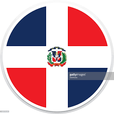 Flag Of The Dominican Republic Flag Dominican Republic Vector Art Getty Images