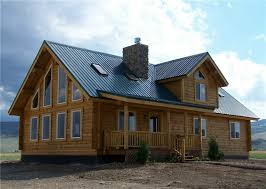 cost to build a log home cowboy log homes