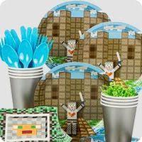 minecraft birthday supplies minecraft party supplies decorations birthday in a box