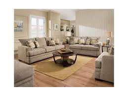 American Casual Living by American Furniture 3650 Casual Sofa With 3 Seats Great American