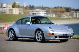 porsche ruf ctr2 1996 porsche 993 911 carrera 4 s for sale silver arrow cars ltd