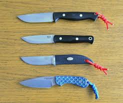 Bark River Kitchen Knives Bushcraft Knifes Post Your Favourite Small Fixed Blades Edcforums