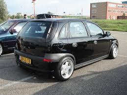 opel corsa 2002 autoalbum nl foto opel corsa 2002 zwart 1 7dti