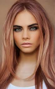 2015 hair trends 14 tips to be an enviable beauty rose gold hair gold hair and