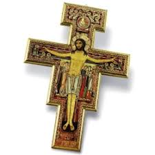 san damiano crucifix monastery greetings san damiano crucifix imported from assisi