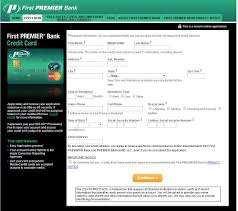 apply for first credit card online