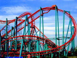 Six Flags Florida Passengers Stuck On Roller Coaster For Hours In Florida Emirates