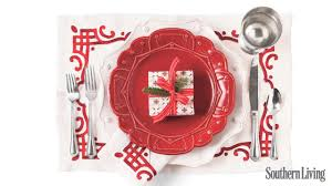 5 new ideas for classic christmas china southern living