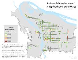 Bike Map Portland by Roger Geller Archives Bikeportland Org