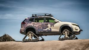 nissan rogue the nissan rogue trail warrior project is equipped with tank