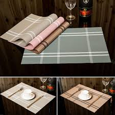 Online Get Cheap Dining Room Placemats Aliexpresscom Alibaba Group - Dining room table placemats
