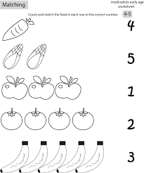 12 best images of kindergarten worksheets food healthy food