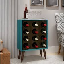 blue wine racks you u0027ll love wayfair