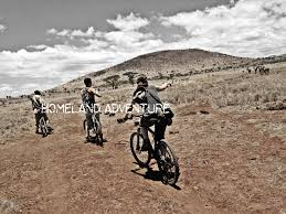 jeep mountain bike day mountain bike safari kilimanjaro and safari experts
