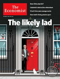 jeremy corbyn featured on the cover of the economist socialism
