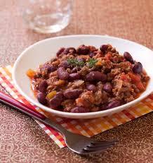 cuisiner des haricots rouges secs chili con carné express au boeuf haricots rouges et tomates les