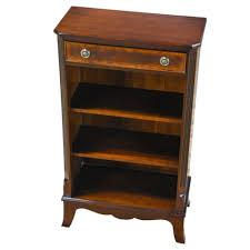 Narrow Mahogany Bookcase Small Bookcase Niagara Furniture Narrow Bookcase Mahogany Bookcase